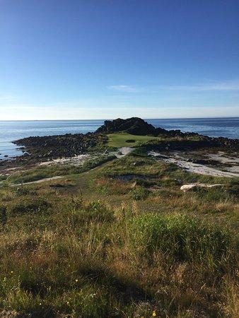 Vagan Municipality, Norwegen: Buca 2 par 3 sul mare