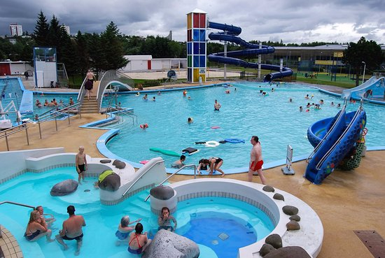 Laugardalslaug: The childrens' pool