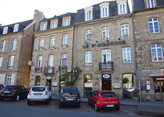 Hotel Le d'Avaugour