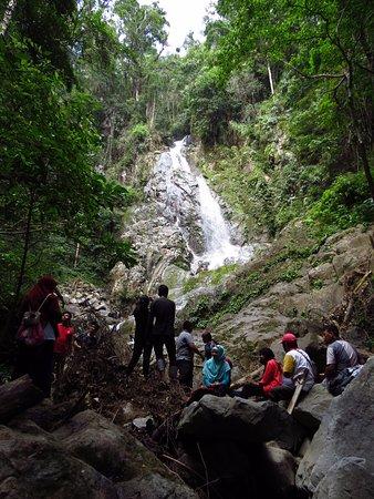 Gorontalo, Indonésie : waterfall