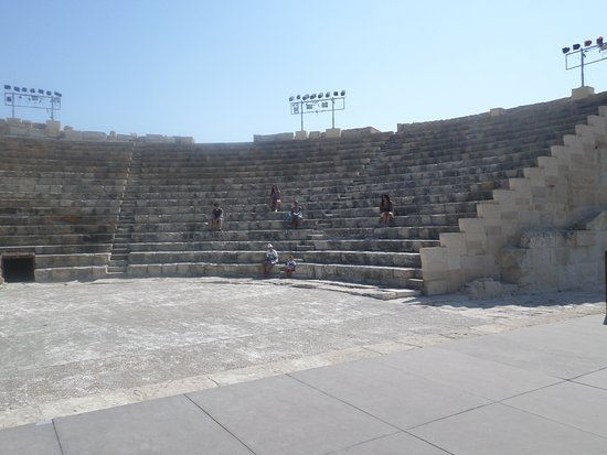 Anafotida, قبرص: Kourion