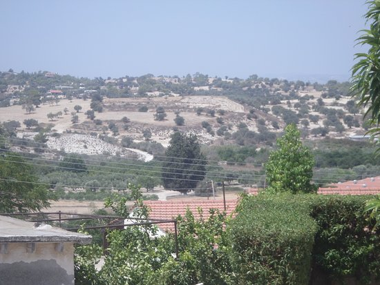Anafotida, Cyprus: View from Anafotia