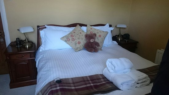 Wensleydale Farmhouse Bed & Breakfast: A visit from Wales!