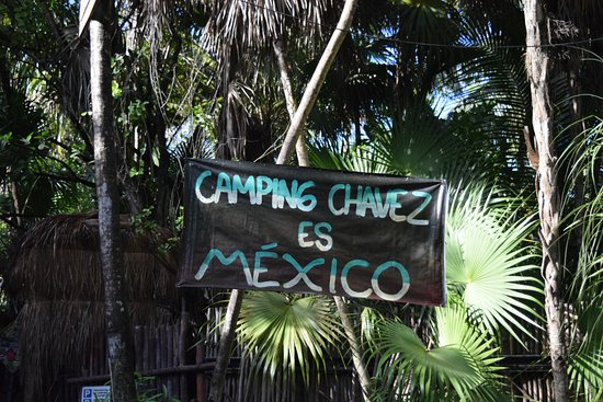 Chavez Camping Tulum