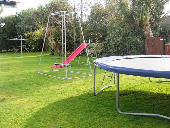 Woodend, New Zealand: Kids play area