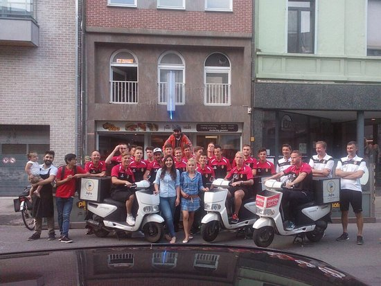 Sint-Niklaas, Βέλγιο: Pitta Sofra