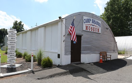 Camp Shanks Museum