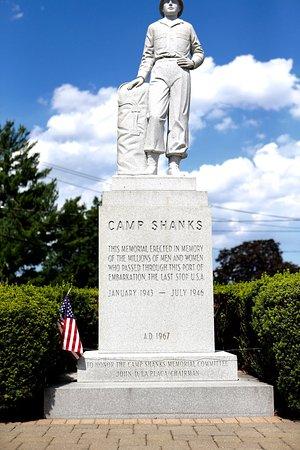 Orangeburg, Νέα Υόρκη: Camp Shanks Memorial