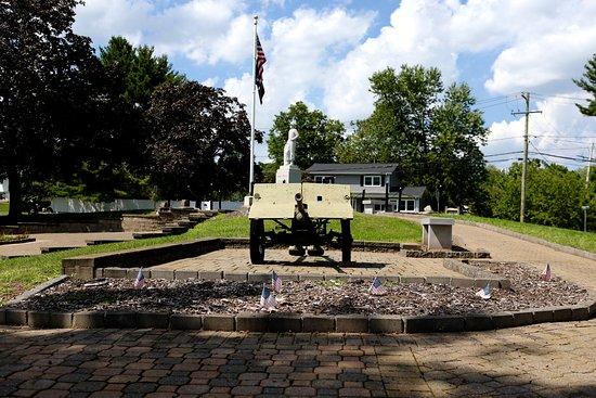 Camp Shanks Museum: Camp Shanks Memorial