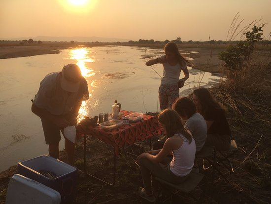 North Luangwa National Park照片