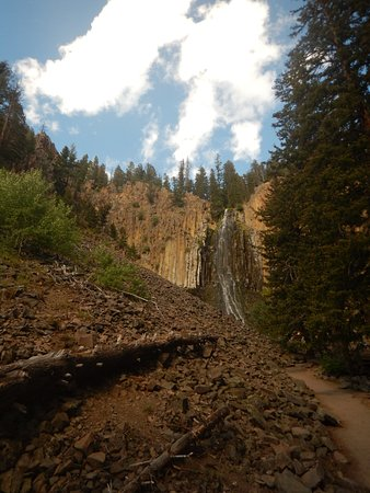Palisade Falls : Beautiful ending to a scenic .7 mile hike to reach the falls. Takes a while to get there from do