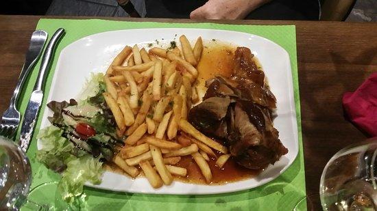 "Libourne, Frankrike: Café brasserie ""La Renaissance"""