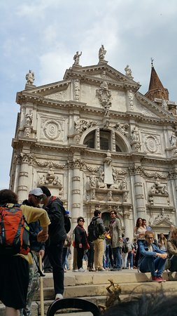 The Venice Experience : Chiesa di San Moisè