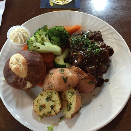 Grand Forks, Kanada: Vegetarian Meatloaf