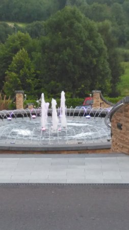 Hotel Kilmore: Fountain