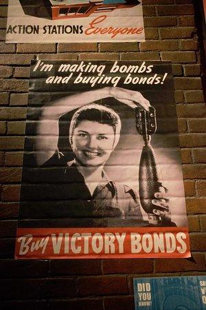 Ottawa, Canada: WW2 propaganda!