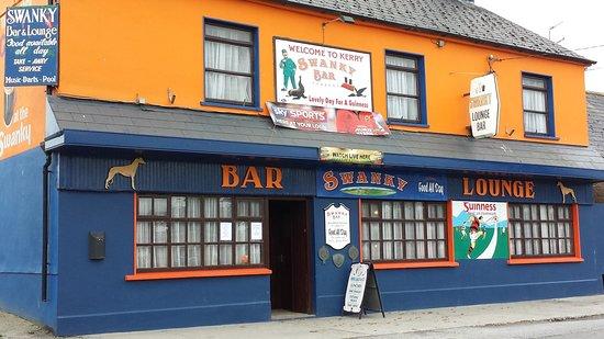Tarbert, Irland: The Swanky Bar