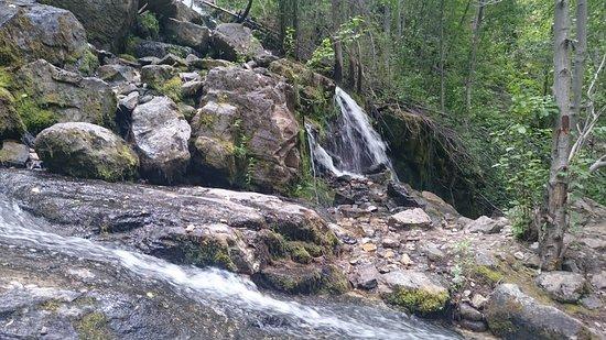 Naramata, Canada: Falls