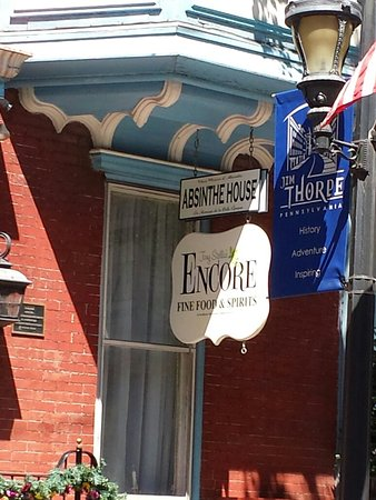 Jim Thorpe, PA: Tony Stella's Encore