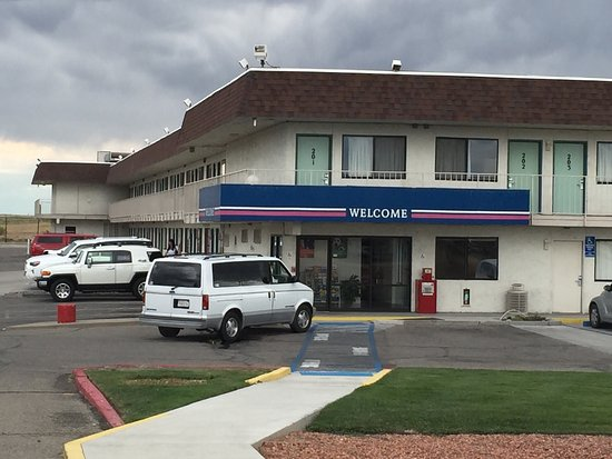 Motel 6 Grand Junction: Office.
