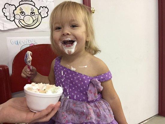 Reynoldsburg, OH : Carnival Ice Cream
