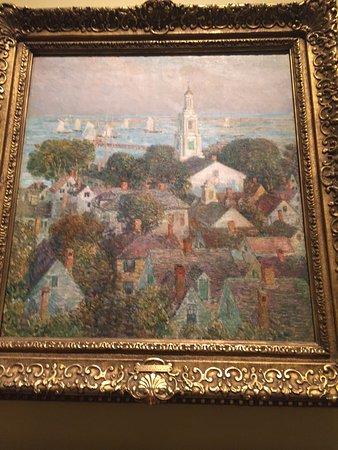 Canajoharie, นิวยอร์ก: Arkell Museum