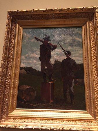 Canajoharie, Нью-Йорк: Arkell Museum