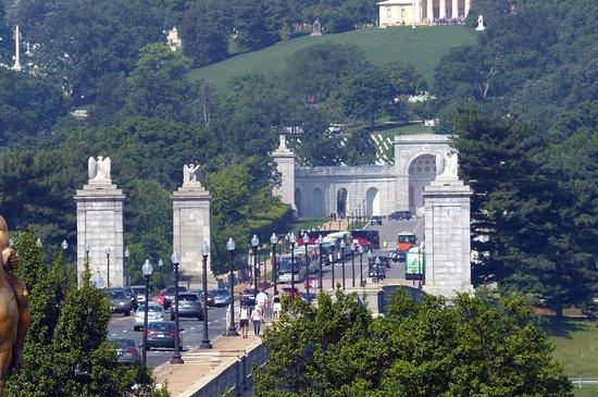 Arlington Memorial Bridge & Avenue
