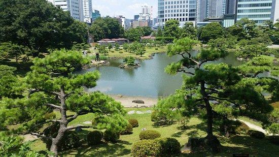 Former Shiba Rikyu Gardens