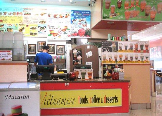 Aroma Coffee & Snacks, Milpitas, CA