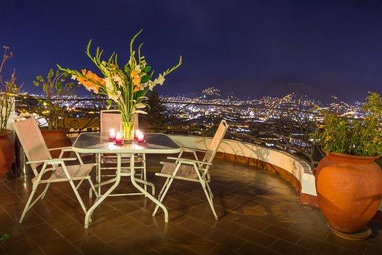 Nuestra Terraza Picture Of Encantada Casa Boutique Spa