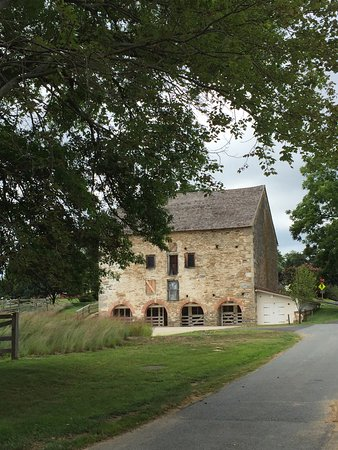 Sandy Spring, MD: The Stone Barn