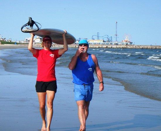 C-Sick Surfin' : Brian & Karen