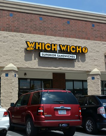Salisbury, North Carolina: Good addition to Salisbury for lunch