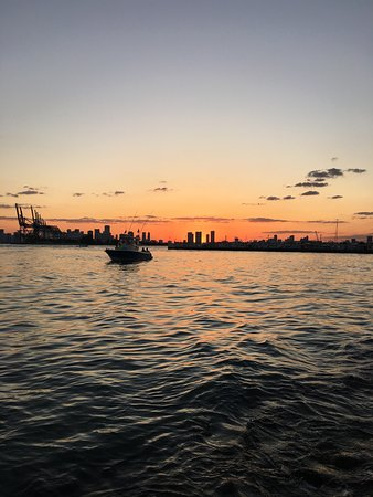 Parque South Pointe: Beautiful views