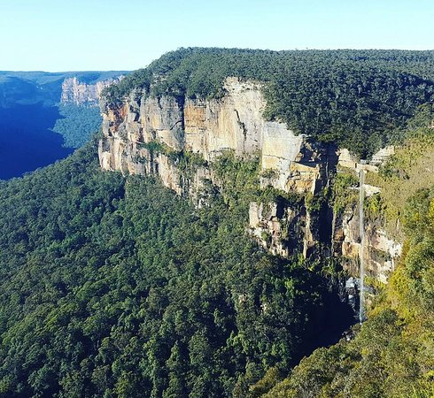 Blackheath, Australia: Govetts Leap Lookout