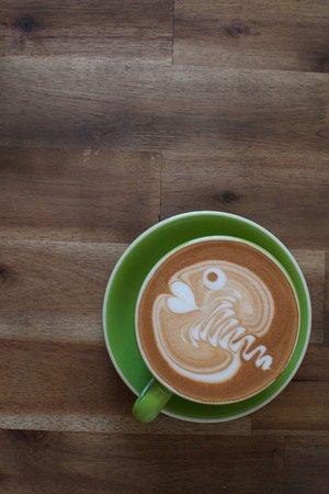 Classic Espresso Bar : Michael's Awesome Fish
