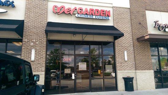 Oakwood, GA: Mei Garden - Exterior