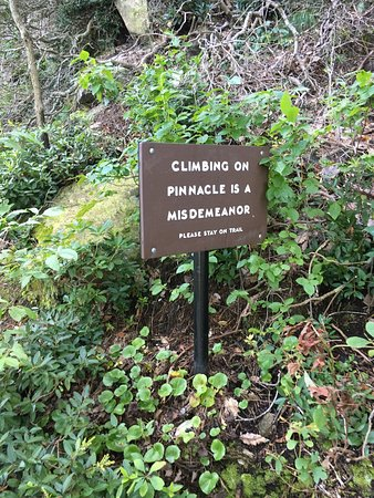 Pinnacle, NC: Pilot Mountain State Park