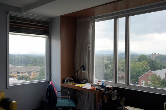 Aloft Asheville Downtown: Room 502