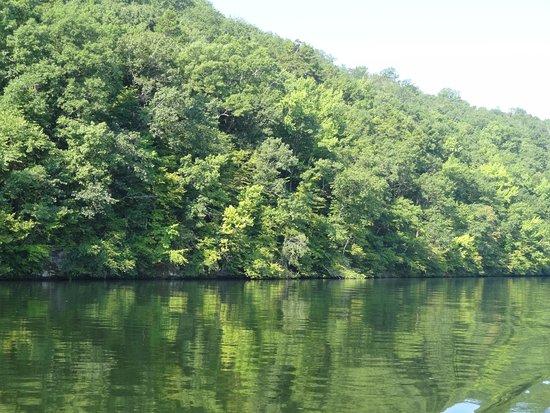 Lake Catherine State Park: Lake View 2