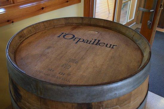 Dunham, Canadá: Barrel