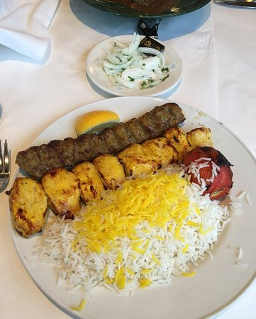 Alborz san francisco menu prices restaurant reviews for Alborz persian cuisine san francisco