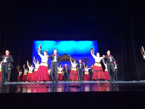 Ballet Folklorico de Mexico: Uno de los Bailes