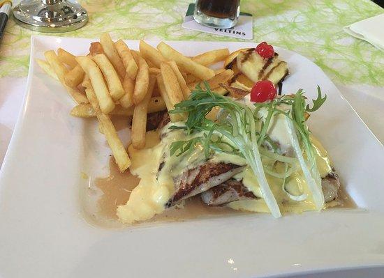 Wurselen, Германия: Mein Essen...