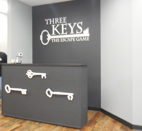 ‪Three Keys Escape Game - Atlanta (Suwanee)‬