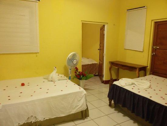 Moyogalpa, Nicaragua : habitacion