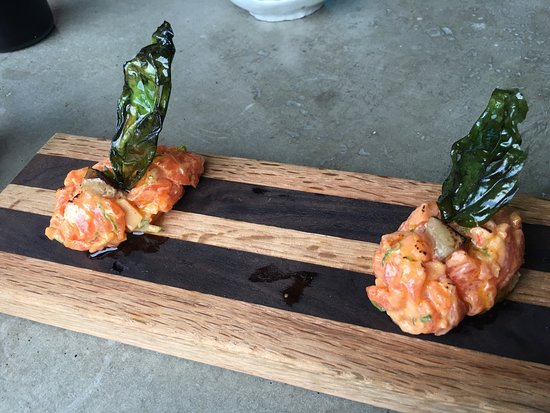 Bigfork, Μοντάνα: Saketome Sushi