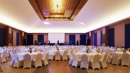 Cepu, Indonesia: Ballroom