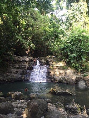 Occalong Falls: Occalong Fall Sep2015